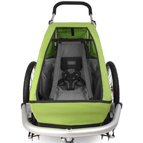 Croozer Babysitz für Kid Plus / Kid 2010-2015 grey